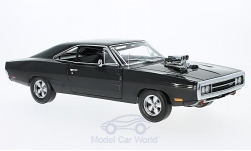 Modelcar - <strong>Dodge</strong> Charger, black, fast & Furious 2001 Doms, 1970<br /><br />Greenlight, 1:18<br />No. 223903