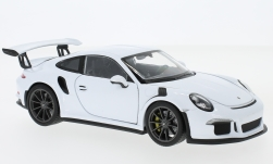 Modellauto - <strong>Porsche</strong> 911 (991) GT3 RS, weiss, 2015<br /><br />Welly, 1:24<br />Nr. 223965