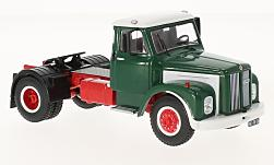 Modelcar - <strong>Scania</strong> 110 super, green/white<br /><br />IXO, 1:43<br />No. 224104
