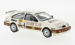 Modelcar - <strong>Ford</strong>  Sierra RS Cosworth, No.4, Wolf Racing, Barclay, WTCC, 24h Spa, J.Winkelhock/D.Artzet/M.Burkhard, 1987<br /><br />IXO, 1:43<br />No. 224107