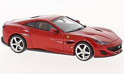 Modelcar - <strong>Ferrari</strong> Portofino, red<br /><br />Look Smart, 1:43<br />No. 224249