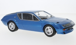 Modellino - <strong>Alpine Renault</strong> A 310, metallic-blu, 1974<br /><br />IXO, 1:18<br />n. 224285