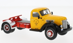Modelcar - <strong>IHC</strong> KB 7, orange/black, 1948<br /><br />IXO, 1:43<br />No. 224291