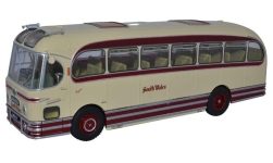 автомодель - <strong>Weymann</strong> Fanfare, RHD, South Wales Transport<br /><br />Oxford, 1:43<br />№ 224413