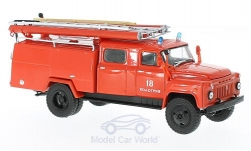 Modellauto - <strong>GAZ</strong> 53 AM-30, Brandweer<br /><br />SpecialC.-81, 1:43<br />Nr. 224466