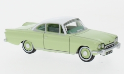 Modellauto - <strong>Ford</strong> Consul Capri, hellgrün/weiss<br /><br />Oxford, 1:76<br />Nr. 224490