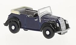 ModelCar - <strong>Morris</strong> Eight E Series Tourer, dunkelblau<br /><br />Oxford, 1:76<br />No. 224495