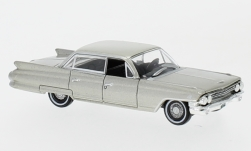 Modellauto - <strong>Cadillac</strong> Sedan Deville, metallic-beige, 1961<br /><br />Oxford, 1:87<br />Nr. 224561