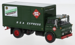 Modellauto - <strong>GMC</strong> Steel Tilt Cab Box Truck, REA Express, 1960<br /><br />Neo, 1:64<br />Nr. 224712