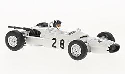 ModelCar - <strong>Matra</strong> MS5, No.28, GP Reims, G.Hill, 1966<br /><br />Spark, 1:43<br />No. 224731
