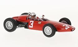 Modellauto - <strong>BRM</strong> P57, No.3, Formel 1, GP Engeland, L.Bandini, 1963<br /><br />Spark, 1:43<br />Nr. 224736