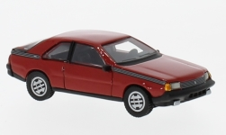 Modelcar - <strong>Renault</strong> Fuego, red, 1980<br /><br />BoS-Models, 1:87<br />No. 224816