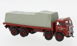 Modelcar - <strong>Atkinson</strong> 8 Wheel Truck, red, RHD, 1950<br /><br />BoS-Models, 1:87<br />No. 224818