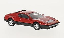 Modelcar - <strong>Ferrari</strong> 512 BB, red, 1976<br /><br />BoS-Models, 1:87<br />No. 224820