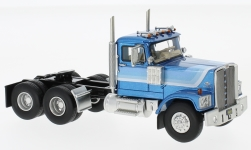 Modelcar - <strong>Diamond Reo</strong> Raider, metallic-blue/Decorated, 1974<br /><br />Neo, 1:64<br />No. 224965