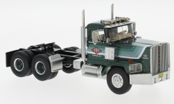 Modelcar - <strong>Diamond Reo</strong> Raider SBFA, metallic-dark green/Decorated, 1974<br /><br />Neo, 1:64<br />No. 224966