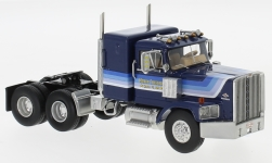 Modellauto - <strong>Diamond Reo</strong> Raider SBFA, donkerblauw/Decor, 1974<br /><br />Neo, 1:64<br />Nr. 224968