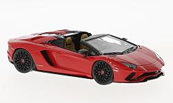 Modellauto - <strong>Lamborghini</strong> Aventador S Roadster, rot<br /><br />Look Smart, 1:43<br />Nr. 225094