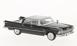 Modelcar - <strong>Imperial</strong> Crown 4-Door Southampton, black/silver, 1957<br /><br />Neo, 1:64<br />No. 225225