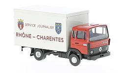 Modellauto - <strong>Renault</strong> JN 90, Rhone - Charpentes, Koffer<br /><br />Brekina, 1:87<br />Nr. 225279
