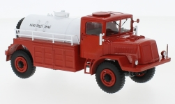 Modelcar - <strong>Tatra</strong> 128C, red/white, tank truck, 1951<br /><br />Premium ClassiXXs, 1:43<br />No. 225437