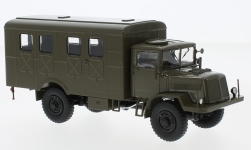 Modelcar - <strong>Tatra</strong> 128 KUNG, olive greeen, 1951<br /><br />Premium ClassiXXs, 1:43<br />No. 225438