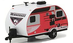 Modellauto - <strong>Winnebago</strong> Winnie Drop 1710, rot, 2016<br /><br />Greenlight, 1:64<br />Nr. 225507