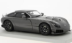 Modelcar - <strong>TVR</strong> Sagaris, metallic-grey, RHD, 2005<br /><br />Lucky Step Models, 1:18<br />No. 225523