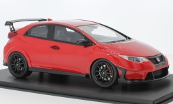 Modellauto - <strong>Honda</strong> Civic Type R, rot, RHD, 2017<br /><br />Top Speed, 1:18<br />Nr. 225612