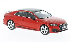 Modellauto - <strong>Audi</strong> RS 5 Coupe, rot/carbon<br /><br />I-iScale, 1:43<br />Nr. 225717