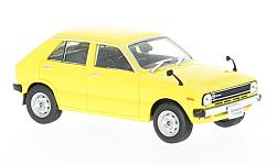 Modellauto - <strong>Daihatsu</strong> Charade G10, geel, RHD, 1977<br /><br />First 43 Models, 1:43<br />Nr. 225752
