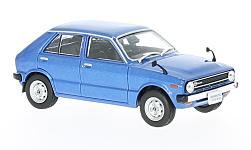 Modellauto - <strong>Daihatsu</strong> Charade G10, metallic-blauw, RHD, 1977<br /><br />First 43 Models, 1:43<br />Nr. 225753
