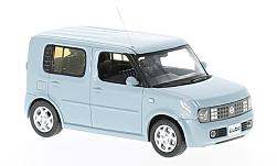 Modellauto - <strong>Nissan</strong> Kubus, lichtblauw, RHD, 2003<br /><br />First 43 Models, 1:43<br />Nr. 225754