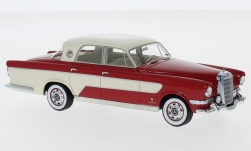 Modelcar - <strong>Mercedes</strong> Ghia 300C Berlina, red/beige, 1956<br /><br />Neo, 1:43<br />No. 225828
