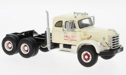 ModelCar - <strong>Diamond</strong> T 921B, beige/weiss, 1955<br /><br />Neo, 1:64<br />No. 225876