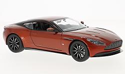 Modellauto - <strong>Aston Martin</strong> DB11, metallic-dunkelorange<br /><br />Motormax, 1:24<br />Nr. 225938