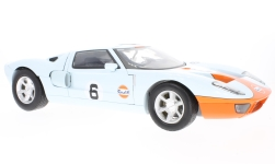 Modellauto - <strong>Ford</strong> GT Concept,  Gulf, 2004<br /><br />Motormax, 1:12<br />Nr. 225961