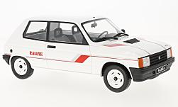 Modellauto - <strong>Talbot</strong> Samba Rally, weiss/Dekor, 1983<br /><br />Ottomobile, 1:18<br />Nr. 225973