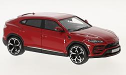 Modelcar - <strong>Lamborghini</strong> Urus, red, 2017<br /><br />Look Smart, 1:43<br />No. 225994