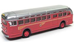 Modelcar - <strong>GMC</strong> TDH-3610, Pacific Electric RR (Los Angeles), Transit bus<br /><br />Classic Metal Works, 1:87<br />No. 226162