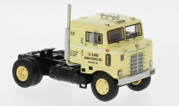 Modellauto - <strong>Kenworth</strong> 521 Bull Nose, hellgelb, 1950<br /><br />Neo, 1:64<br />Nr. 226190