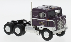 Modellauto - <strong>Kenworth</strong> 523 Bull Nose, dunkelviolett/weiss, 1950<br /><br />Neo, 1:64<br />Nr. 226191
