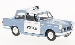 Modellauto - <strong>Triumph</strong> Herald 1200, RHD, Monmouthshire Constabulary (Police)<br /><br />Vanguards, 1:43<br />Nr. 226251