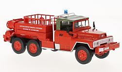 Modellauto - <strong>Acmat</strong> TPK 6x6, Service Departemental Incendie (F), zonder Vitrine<br /><br />SpecialC.-96, 1:43<br />Nr. 226289