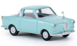 Modellauto - <strong>Glas</strong> Goggomobil Coupe, hellt�rkis<br /><br />Brekina, 1:87<br />Nr. 226484