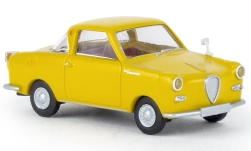 Modellauto - <strong>Glas</strong> Goggomobil Coupe, dunkelgelb<br /><br />Brekina, 1:87<br />Nr. 226486