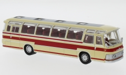 Modellauto - <strong>Neoplan</strong> NS 12, beige/rot<br /><br />Brekina Starline, 1:87<br />Nr. 226612