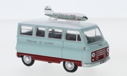 ModelCar - <strong>Morris</strong> J2 Van, RHD, Skyways of London<br /><br />Oxford, 1:43<br />No. 226659