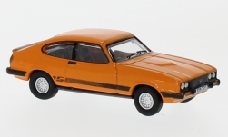 Modellauto - <strong>Ford</strong> Capri MkIII 3.0S, orange<br /><br />Oxford, 1:76<br />Nr. 226667