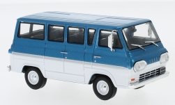 Modelcar - <strong>Ford</strong> Econoline, metallic-turquoise/white, 1964<br /><br />WhiteBox, 1:43<br />No. 226688
